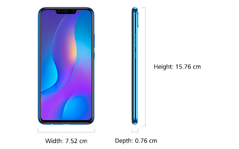 HUAWEI Nova 3i Specifications | HUAWEI UAE