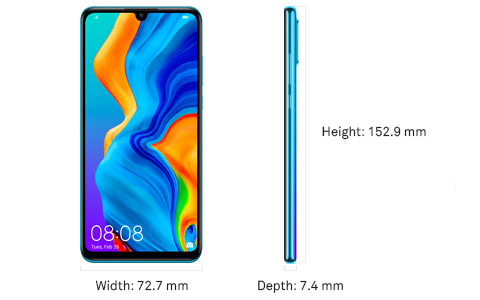 HUAWEI P30 lite Specifications | HUAWEI South Africa