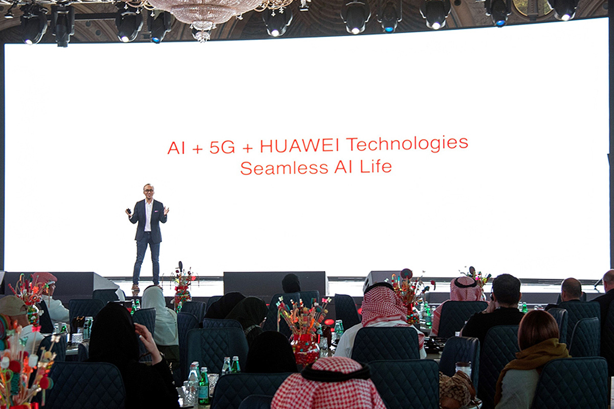 Huawei Sheds Light on the Importance of its Ecosystem In the Entertainment Sector During JOY Forum 2019 in Riyadh