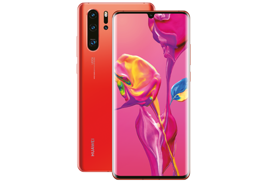 New addition to HUAWEI P30 Pro: Stunning Amber Sunrise Colour Arrives to Saudi Arabia as a Limited Edition