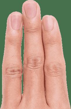أصابع يد