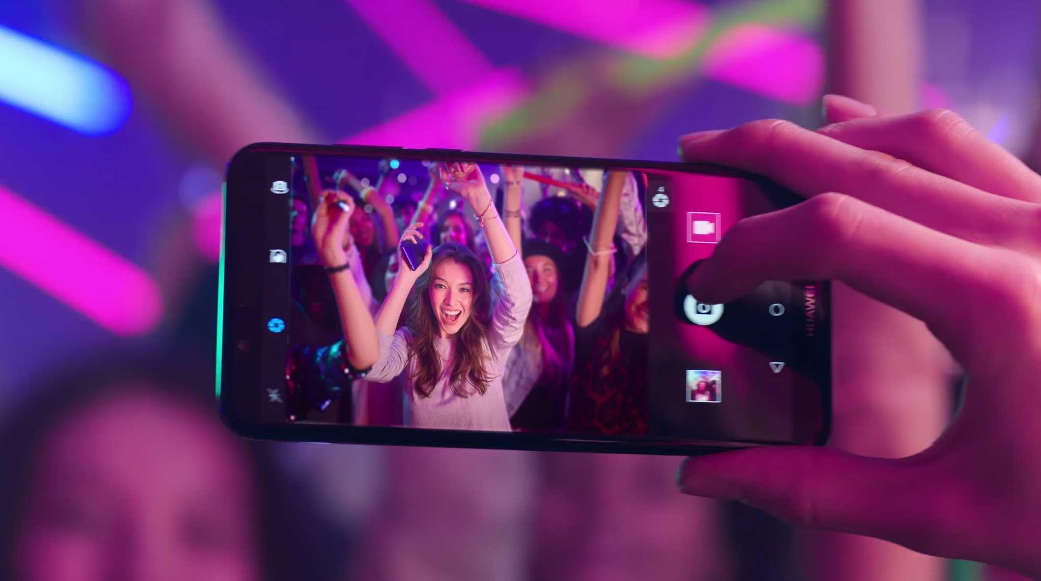 فيديو منتج huawei y7 prime 2018 قم بإنجازات أكبر