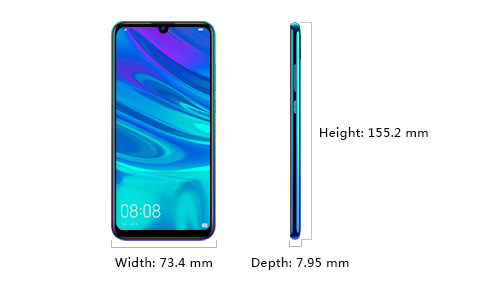 HUAWEI P smart 2019 Specifications | HUAWEI South Africa