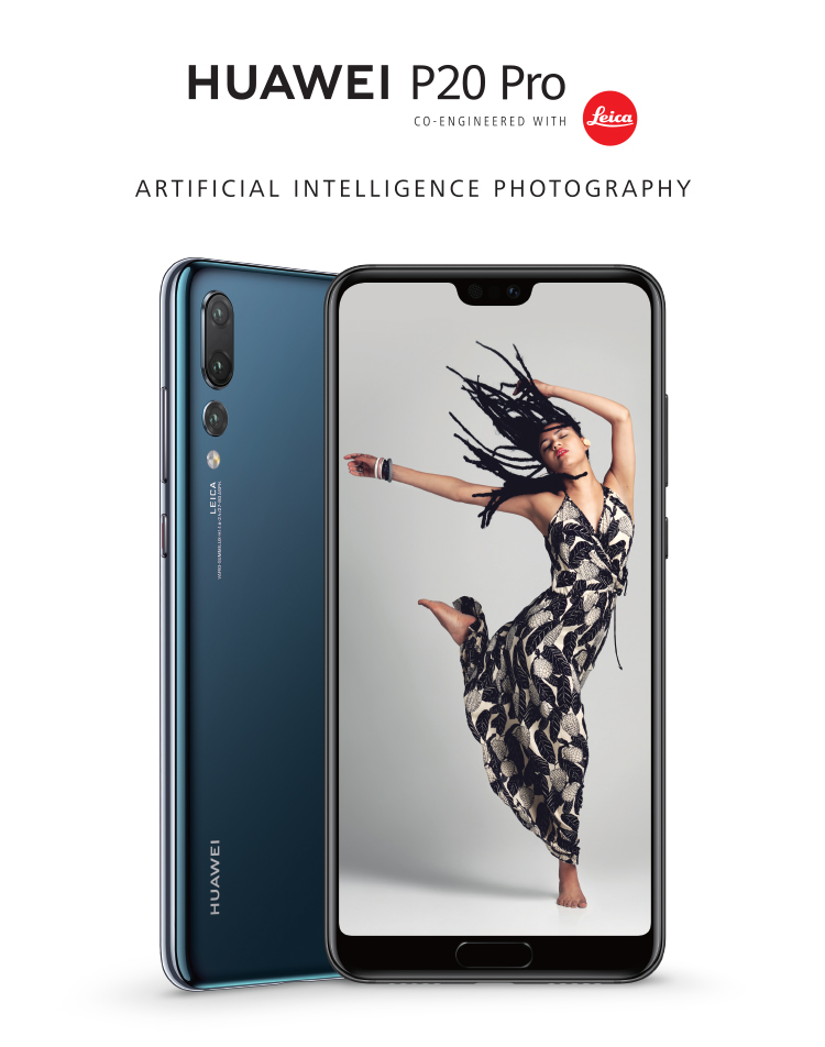 huawei p20 pro smartphone android phones huawei south africa. Black Bedroom Furniture Sets. Home Design Ideas