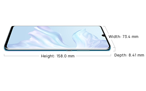HUAWEI P30 Pro Specifications | HUAWEI South Africa
