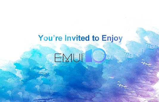 EMUI 10 Upgrade Plan