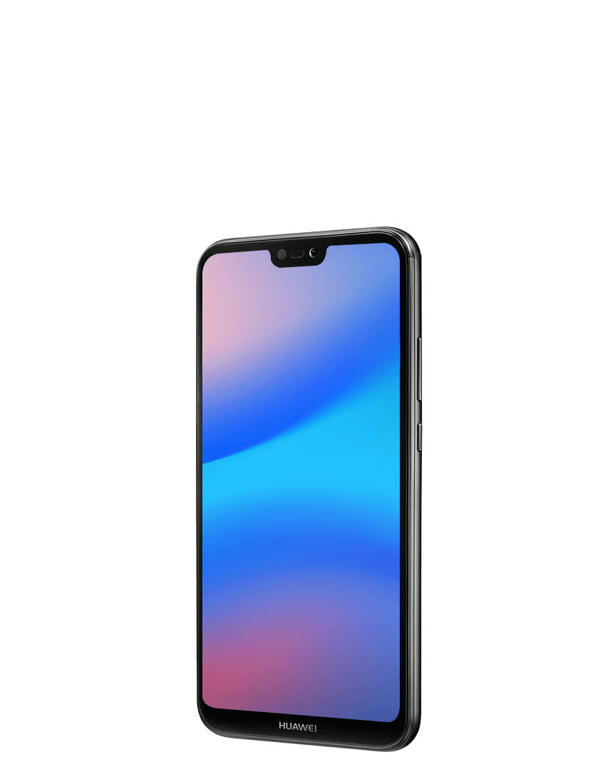 HUAWEI P20 lite back and front display