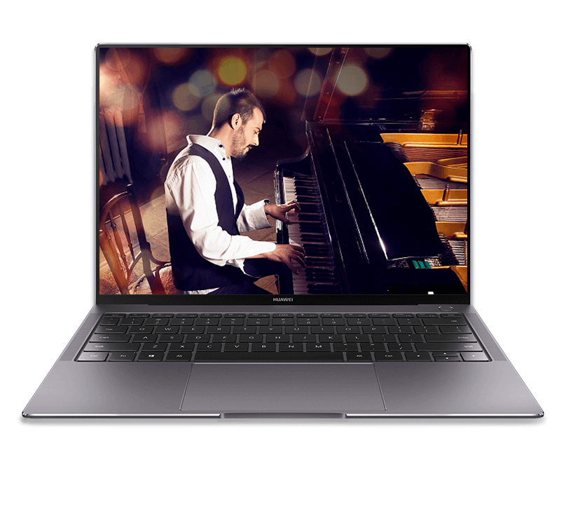 HUAWEI MateBook X Pro with Dolby Atmos sound system