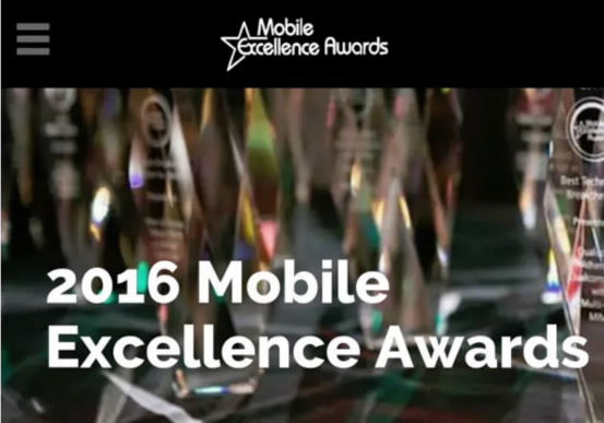 Mobile Excellence Awards: The Oscars of Mobile, HUAWEI MateBook got Best Mobile Product Award at 2016