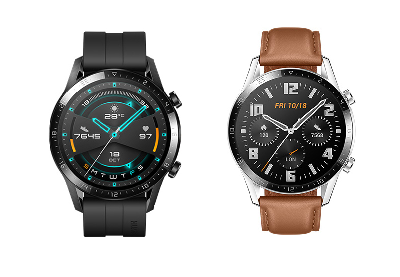 Huawei Canada releases HUAWEI WATCH GT 2 for Powerful and Upgraded Fitness Experience