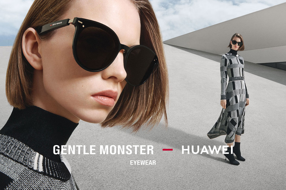 華為豐富全場景智能產品佈局:發佈 HUAWEI x GENTLE MONSTER EYEWEAR 及 HUAWEI WATCH GT 2