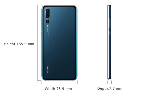 HUAWEI P20 Pro Specifications   HUAWEI India