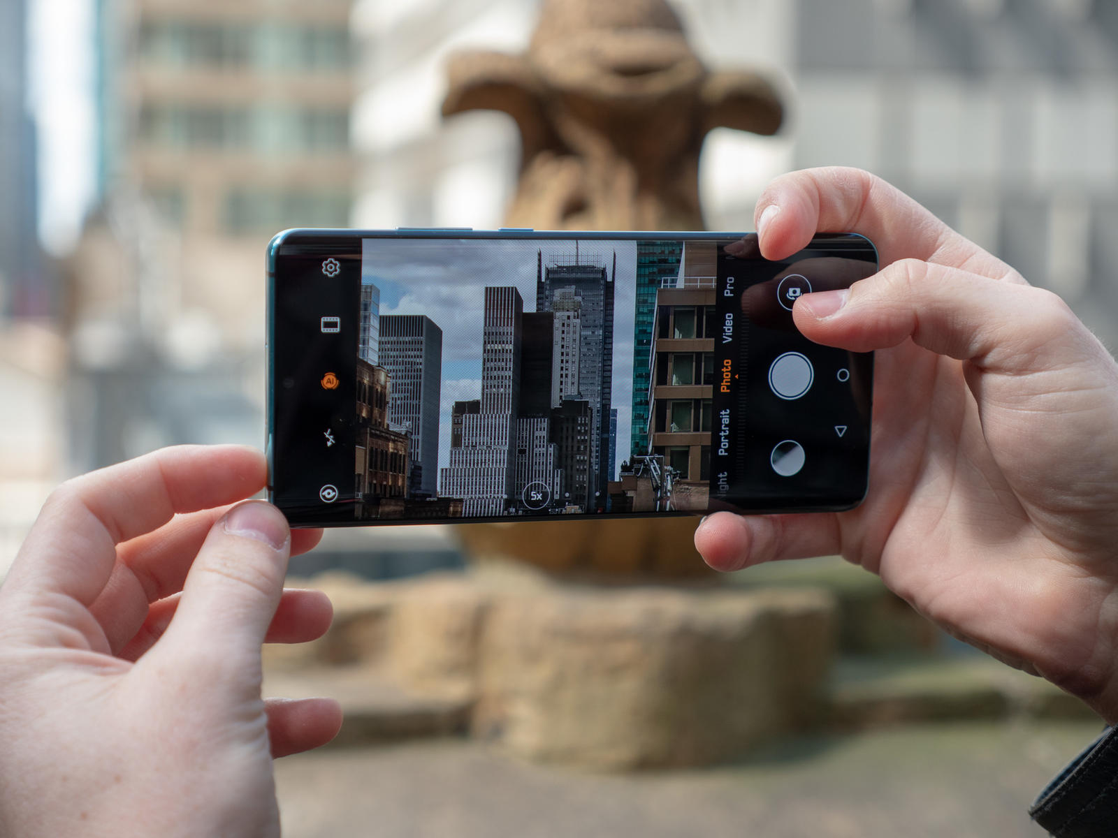 HUAWEI P30 Pro hands-on preview: another smash hit camera