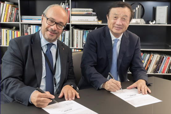 HUAWEI and Leica Camera Establish New Research and Innovation centre