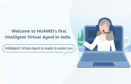 Welcome to our first Intelligent Virtual Agent