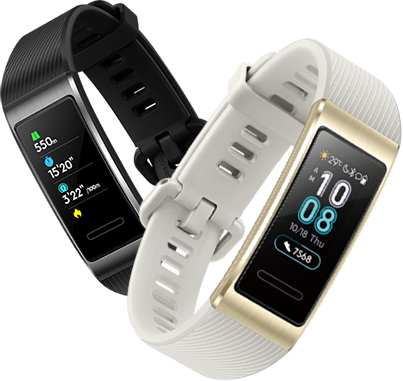 HUAWEI Band 3 Pro swimming monitoring and 50m waterproof