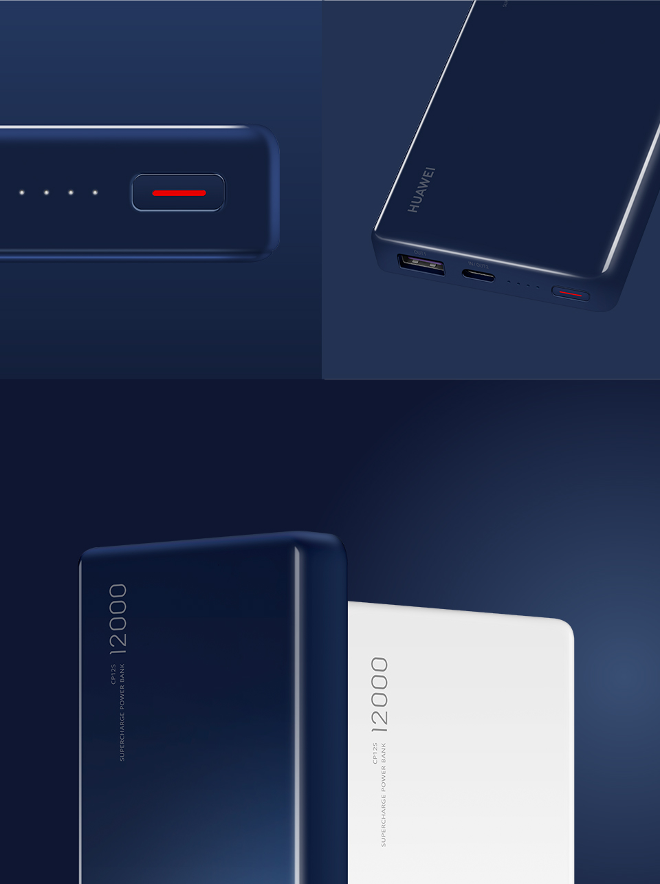 HUAWEI 12000 40W SuperCharge Power Bank