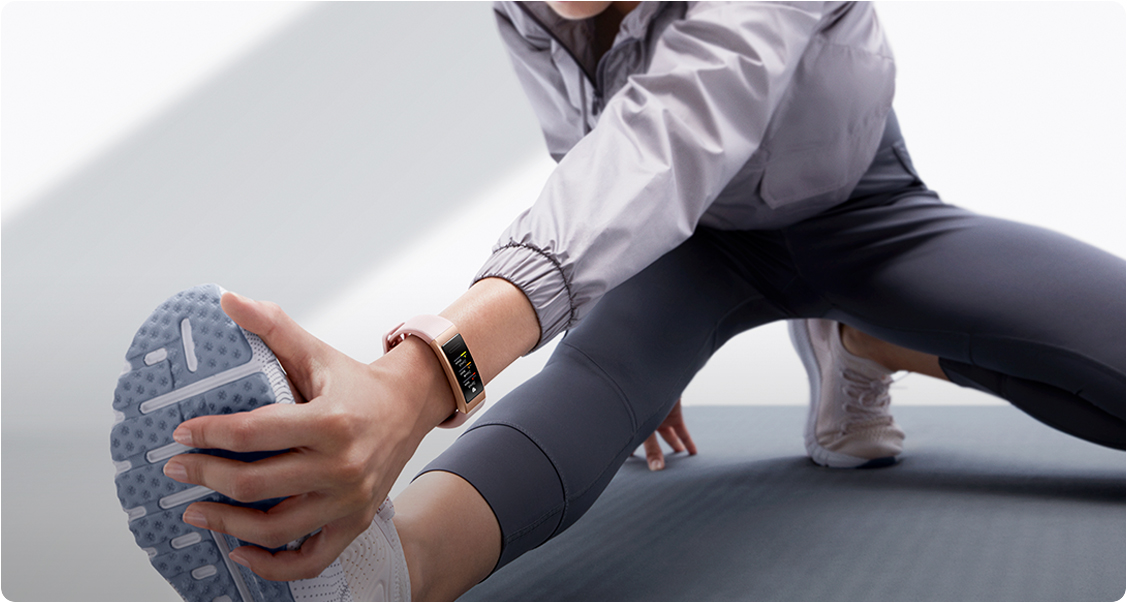 HUAWEI Band 4 Pro Sports Running