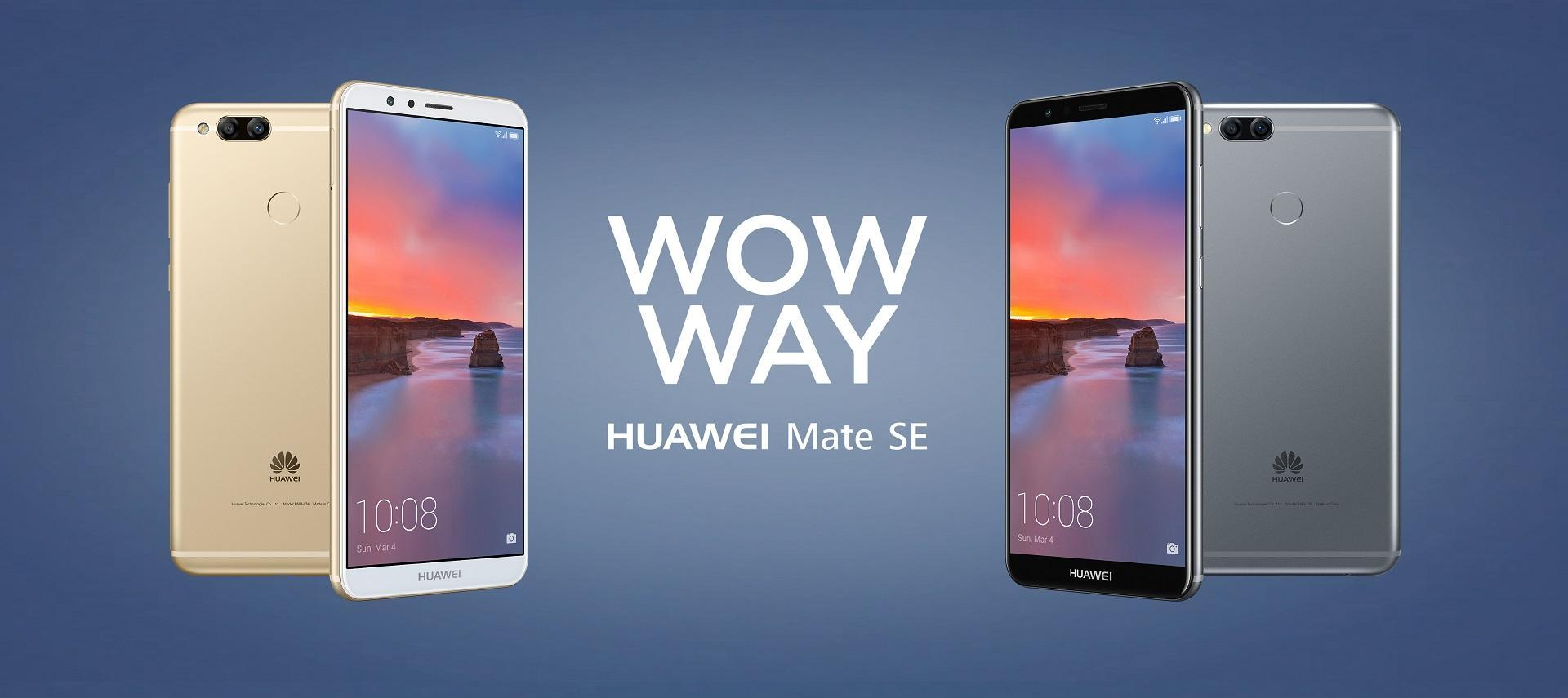 WOW WAY HUAWEI Mate SE