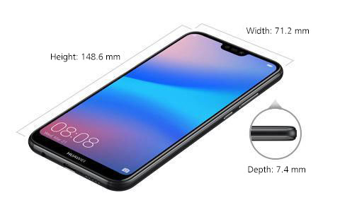 HUAWEI nova 3e Specifications | HUAWEI Australia
