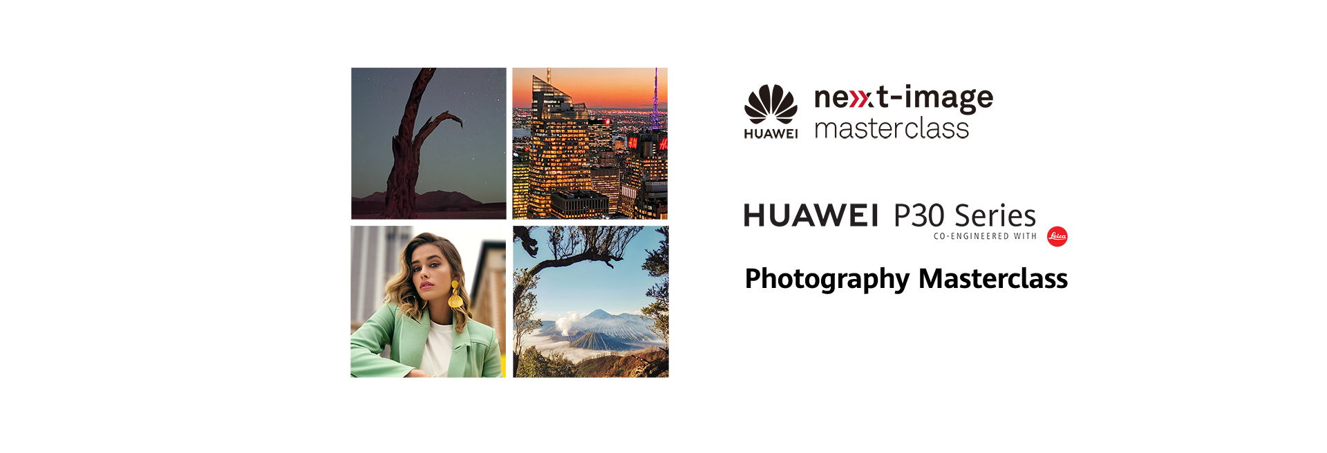 HUAWEI P30 Series Photography Masterclass