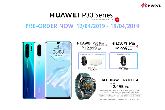 Huawei Resmikan High-end Experience Shop Pertamanya di Indonesia