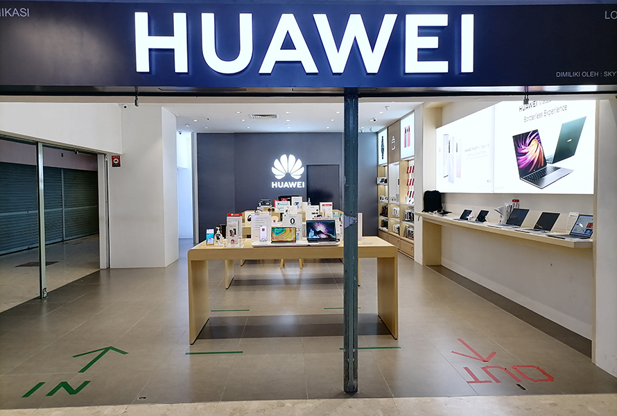 Huawei Experience Store (Centre Point Sabah)