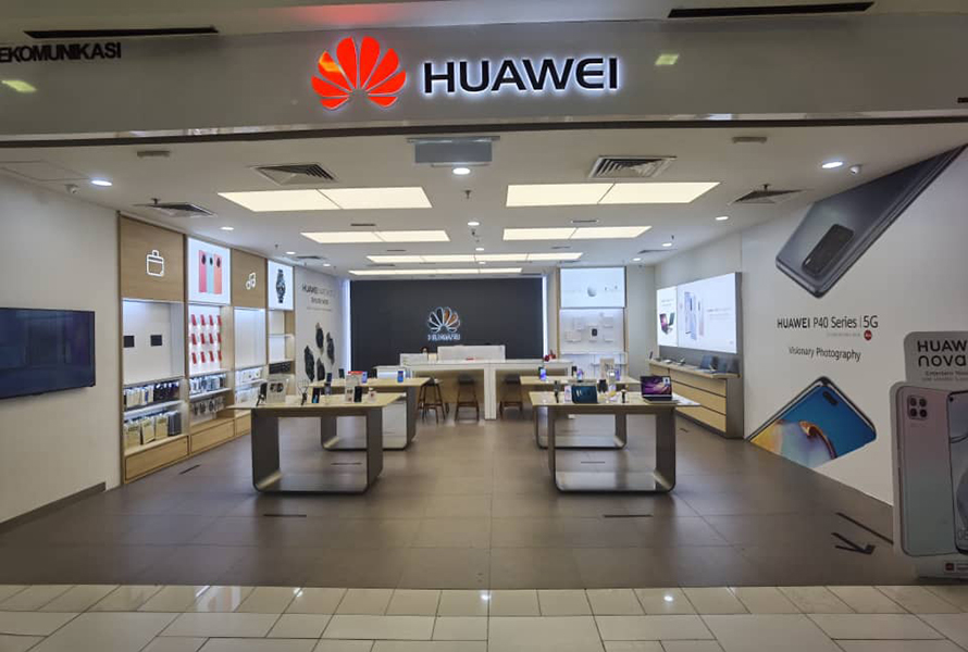 Huawei Experience Store (Viva City Megamall)
