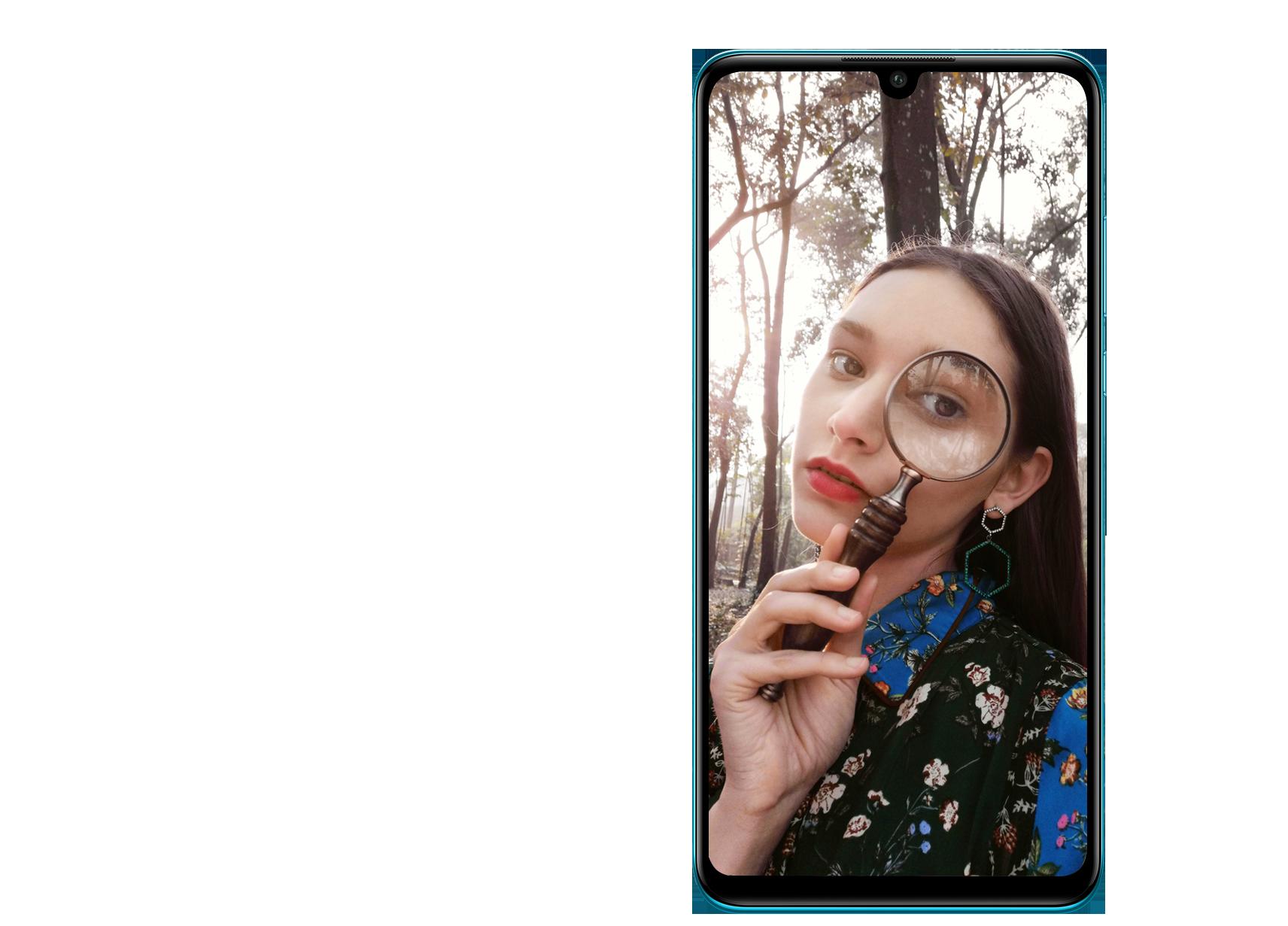 HUAWEI nova 4e 3D Selfie