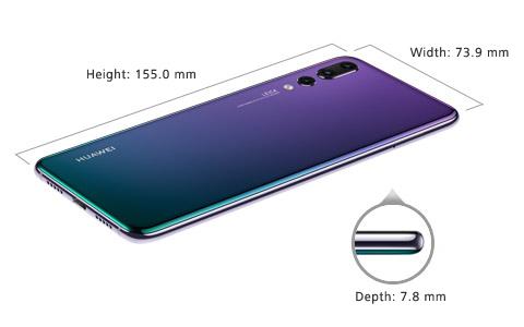 Huawei P20 Pro Smartphone Specifications Huawei Malaysia