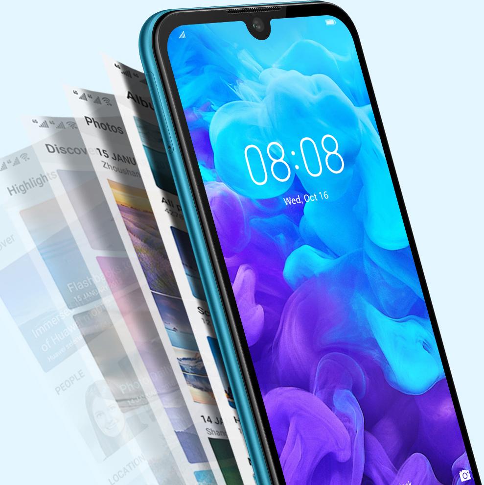 Huawei Y5 Storage