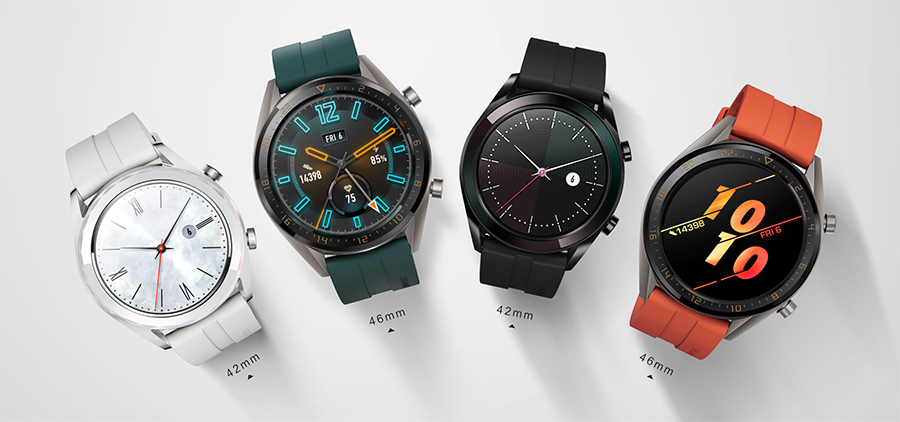 HUAWEI WATCH GT sells more than two million units globally contributing to 