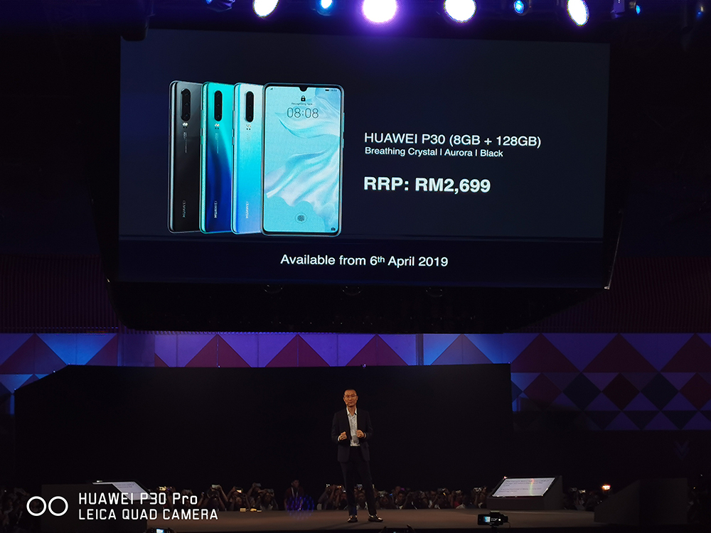 HUAWEI P30 Series Media Launch