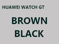 HUAWEI WATCH GT Brown Black