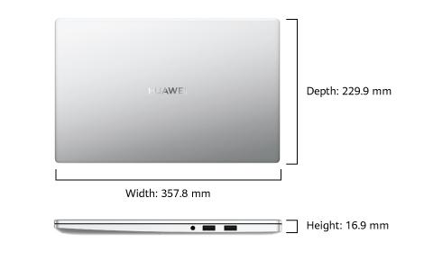 HUAWEI MateBook D 15 Intel