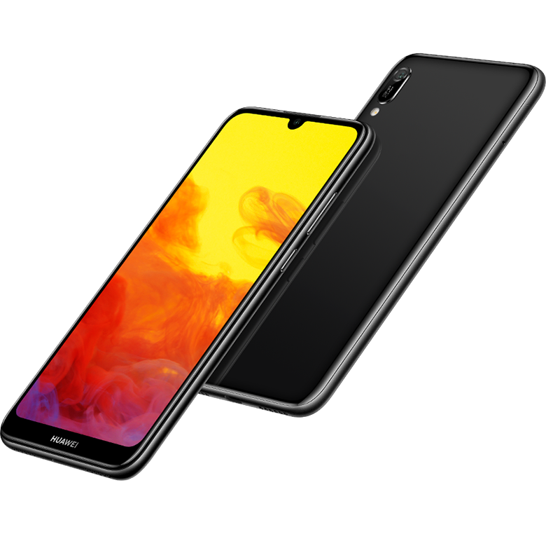HUAWEI Y6 Pro 2019, Dewdrop HD Display, Unique Colour Shell