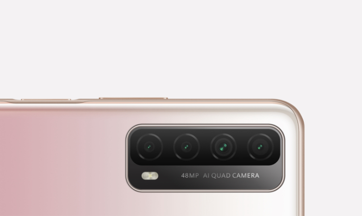 48 MP Quad AI Camera