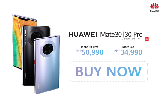 HUAWEI Mate 30 series Are Officially Launched in the Philippines, Staring Price from PHP34,990
