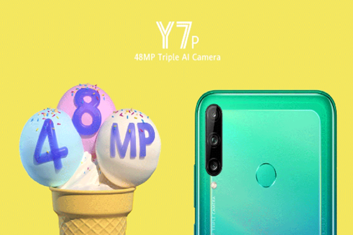 HUAWEI Y7p Pre-order Starts on February 22, 2020 in the Philippines, Priced in P9,990