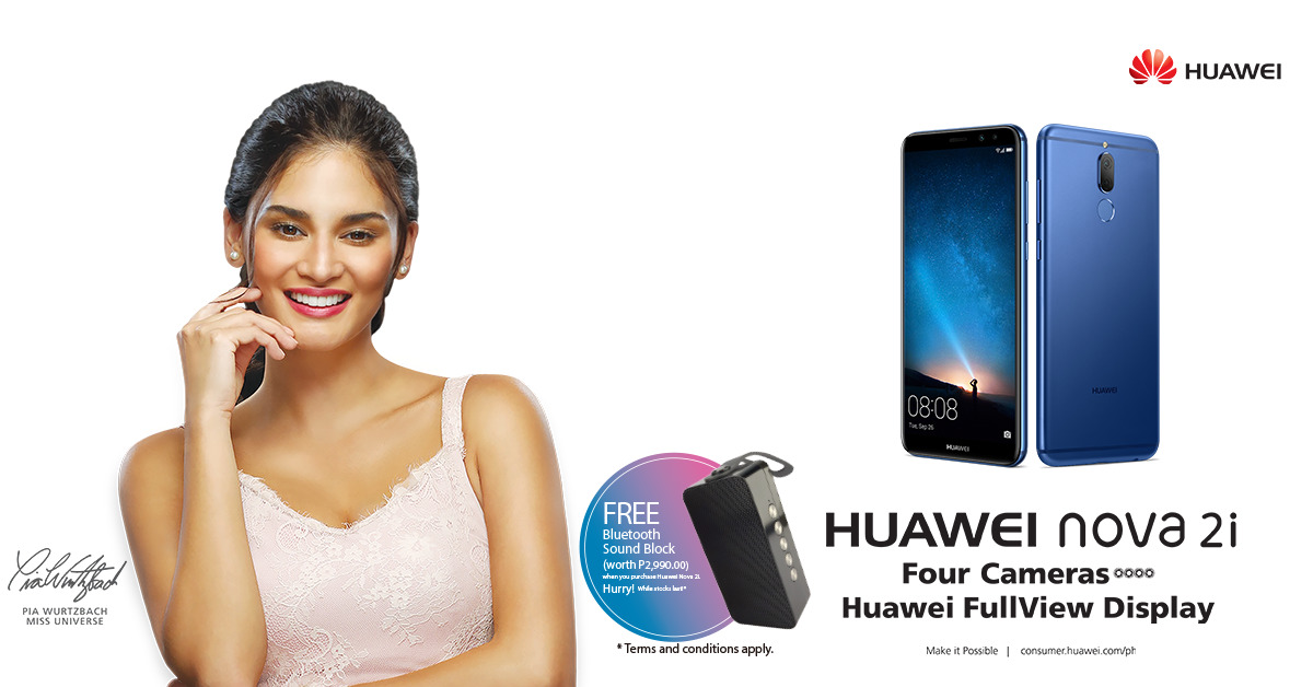 HUAWEI News Coverage2 Store nova2i