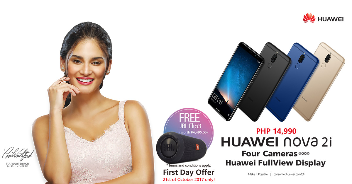 HUAWEI News Day Day nova2i
