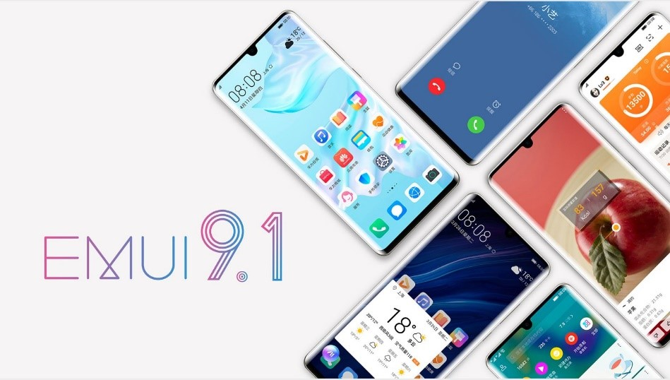 EMUI 9 1 updates will be available for Huawei smartphones in
