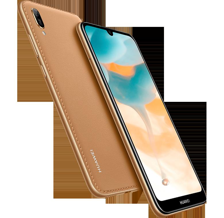 HUAWEI Y6 Pro 2019, Dewdrop HD Display, Unique Colour Shell