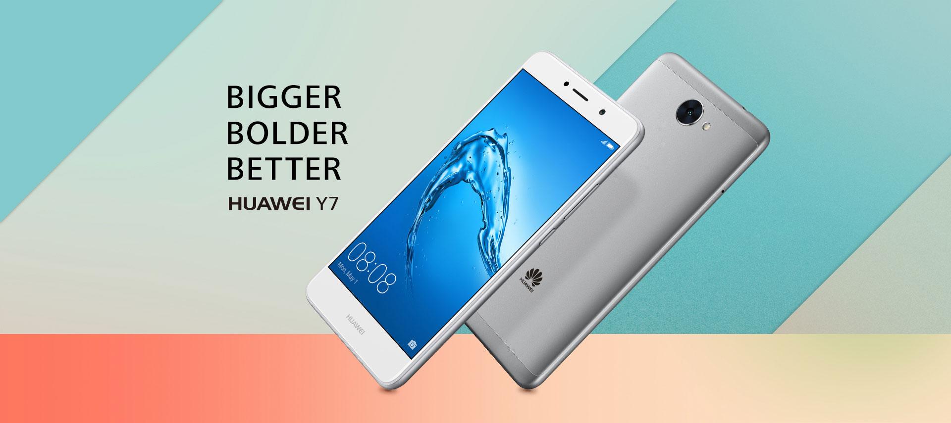 HUAWEI Y7 Smartphone | Mobile Phones | HUAWEI Sri Lanka