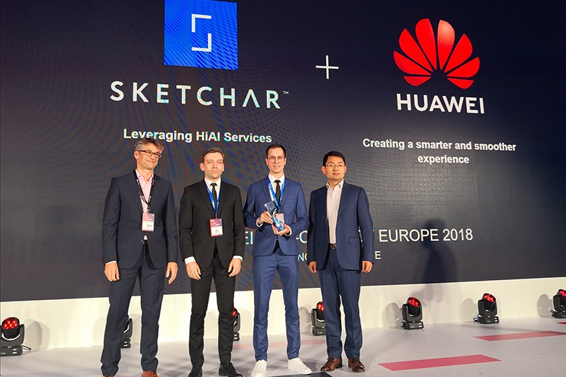 New Huawei HiAI Partnership with SketchAR brings a better AI Drawing experience