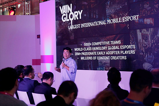 Exclusive AppGallery games showcased at Huawei Eco-Connect Europe 2018 Developers publish games through Huawei app platform for global roll-out