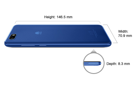HUAWEI Y5 lite Specifications | HUAWEI Sri Lanka