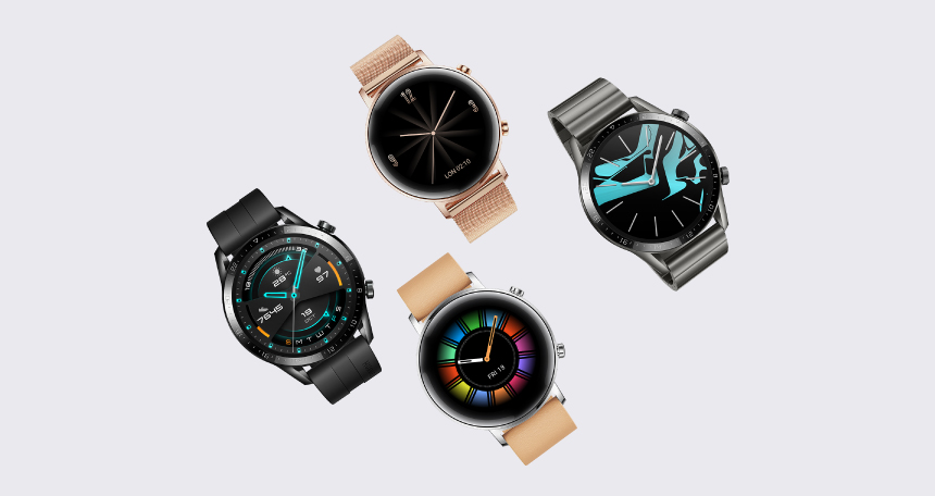 HUAWEI All Scenario 1+8 Product Video of Watch GT 2