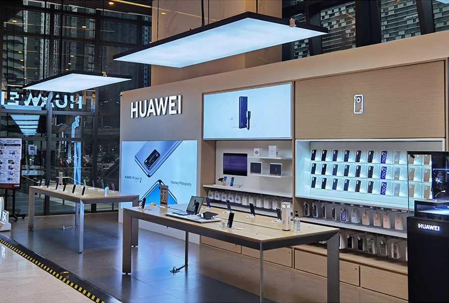 Huawei Experience Store (G TOWER BUILDING)
