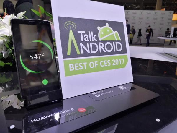 HUAWEI Mate 9 Wins Eight Awards at CES 2017 Following Entrance to the U.S. Market and Integration with Amazon Alexa